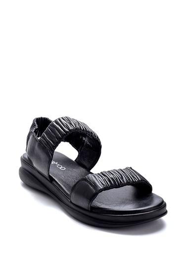 Derimod Kadın Sandalet (28084) Casual Siyah